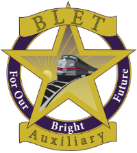 BLET Auxiliary Logo 2 200px